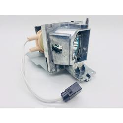 Original Osram 725-BBCV Lamp & Housing for Dell Projectors - 240 Day Warranty