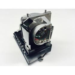 Original Philips 725-10263 Lamp & Housing for Dell Projectors - 240 Day Warranty