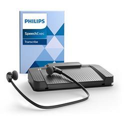 Philips USB SpeechExec Transcription Set 7177