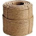"EVERSTRONG 100% Manila Twisted Rope in 600 Ft Spool x Various Sizes, 3/8"",1/2"", 5/8"",3/4"",1"",1-1/4"",2"" (1-1/4"")"