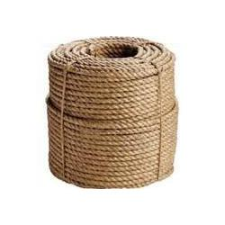 """EVERSTRONG 100% Manila Twisted Rope in 600 Ft Spool x Various Sizes, 3/8"""",1/2"""", 5/8"""",3/4"""",1"""",1-1/4"""",2"""" (1-1/4"""")"""