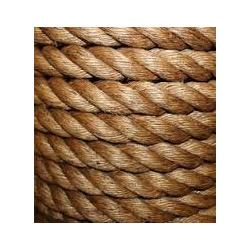 """EVERSTRONG 100% Manila Twisted Rope in 600 Ft Coil x Various Sizes, 3/8"""",1/2"""", 5/8"""",3/4"""",1"""",1-1/4"""",2"""" (1"""")"""