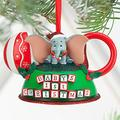 Disney Dumbo - Baby's First Christmas Hat Ornament
