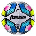 Franklin Sports Futsal Ball - Low Bounce Futsal and Indoor Soccer Training Ball - Heavy Indoor + Outdoor Futsal Ball - Official Size - Size 4