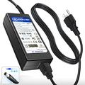 """T-Power (19V- 90W) Ac Dc Adapter Charger Compatible for HP Pavilion (N193) 20"""" 23'' All-in-One Desktop HP 20B, 23B Series Power Supply Cord"""