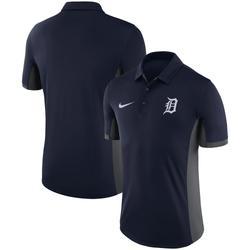 """Men's Nike Navy Detroit Tigers Franchise Performance Polo"""