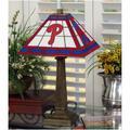 """""""Philadelphia Phillies 23"""""""" Mission Tiffany Table Lamp"""""""