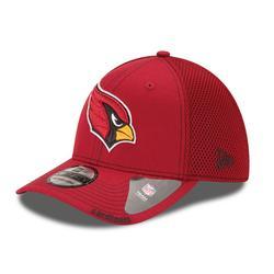 Men's New Era Cardinal Arizona Cardinals Neo 39THIRTY Flex Hat