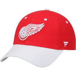 Men's Fanatics Branded Red/White Detroit Red Wings Iconic Fundamental Adjustable Hat