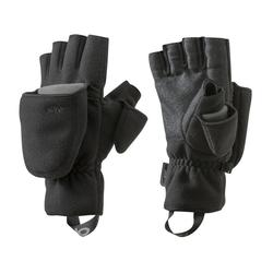 Outdoor Research Men's Accessories Gripper Convertible Glove - Men's-Black-X-Large Model: 412273
