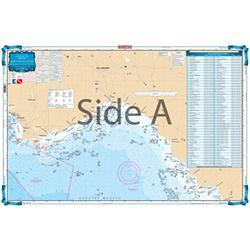 Waterproof Charts 18F Florida Big