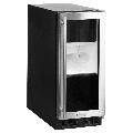 """Marvel ML15CL1R 15"""" Wide 39 lbs. Daily Production Built-In Ice Maker with Illuminice 35 lbs."""