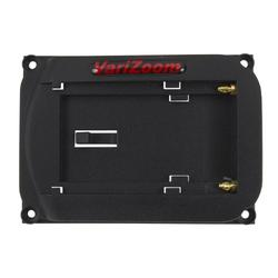 Varizoom VZMBPS Camcorder Battery Plate for M5 and M7 Monitors (Black)