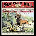 """Buyenlarge 0-587-15494-2-P1218 The Buffalo Bill Stories: Buffalo Bill and The Robber Elk Paper Poster, 12"""" x 18"""""""