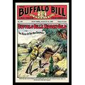 "Buyenlarge The Buffalo Bill Stories: Buffalo Bill's Hidden Gold - 16"" X 24"" Fine Art Giclee Print"