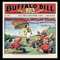 "Buyenlarge ""The Buffalo Bill Stories: Buffalo Bill's Outlaw Trail Paper Poster, 18"" x 27"""