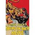 """Buyenlarge Bring 'em Back Alive - 18"""" X 27"""" Paper Poster. (Edition 10804),"""