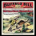 """Buyenlarge 0-587-15448-9-P1218 The Buffalo Bill Stories: Buffalo Bill's Hidden Gold Paper Poster, 12"""" x 18"""""""