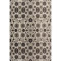 Art Carpet Maison Collection Borderless Woven Area Rug, 7' x 10', Cream/Mushroom Brown/Beige