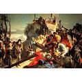 """Buyenlarge 0-587-29006-4-P1827 Jesus Carrying The Cross Paper Poster, 18"""" x 27"""""""