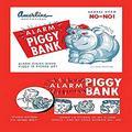 "Buyenlarge 0-587-21641-7-P1218 Alarm Piggy Bank Paper Poster, 12"" x 18"""