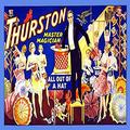 """Buyenlarge 0-587-21690-5-P1218 Thurston, Master Magician All Out of A Hat. Paper Poster, 12"""" x 18"""""""