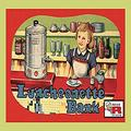 """Buyenlarge 0-587-21669-7-P1218 Luncheonette Bank Paper Poster, 12"""" x 18"""""""