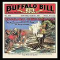 "Buyenlarge ""The Buffalo Bill Stories: Buffalo Bill and The White Spectre Paper Poster, 18"" x 27"""