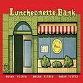 """Buyenlarge 0-587-21670-0-P1218 Luncheonette Bank Storefront Paper Poster, 12"""" x 18"""""""
