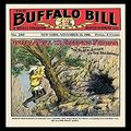 """Buyenlarge 0-587-15441-1-P1218 The Buffalo Bill Stories: Buffalo Bill and The Creeping Terror Paper Poster, 12"""" x 18"""""""