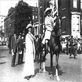 """Buyenlarge 0-587-19757-9-P1218 Washington DC Suffrage Parade Paper Poster, 12"""" x 18"""""""