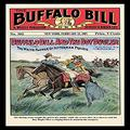 "Buyenlarge ""The Buffalo Bill Stories: Buffalo Bill and The Boy Bugler Paper Poster, 18"" x 27"""