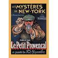 "Buyenlarge 0-587-11678-1-P1218 Les Mysteres de New York Paper Poster, 12"" x 18"""