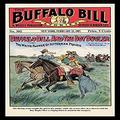 "Buyenlarge 0-587-15443-8-P1218 The Buffalo Bill Stories: Buffalo Bill and The Boy Bugler Paper Poster, 12"" x 18"""
