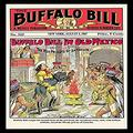 "Buyenlarge ""The Buffalo Bill Stories: Buffalo Bill in Old Mexico Paper Poster, 18"" x 27"""