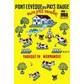 "Buyenlarge 0-587-34128-9-G1624 Pont Leveque Cheese Fine Art Giclee Print, 16"" x 24"""