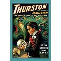 "Buyenlarge 0-587-00588-2-P1218 Thurston The Great Magician: Do The Spirits Come Back? Paper Poster, 12"" x 18"""