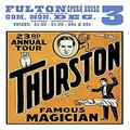 """Buyenlarge 0-587-21726-x-P1218 Thurston, Famous Magician 23rd Annual Tour Paper Poster, 12"""" x 18"""""""