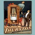 "Buyenlarge 0-587-21624-7-P1218 The Prisoner of Canton: Thurston Kellar's Successor Paper Poster, 12"" x 18"""
