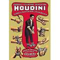 """Buyenlarge 0-587-00597-1-P1218 Houdini: The World's Handcuff King and Prison Breaker Paper Poster, 12"""" x 18"""""""