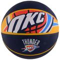 Oklahoma City Thunder Spalding Courtside Team Basketball