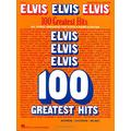 Elvis Elvis Elvis - 100 Greatest Hits - Piano, Vocal and Guitar Chords (PIANO, VOIX, GU)