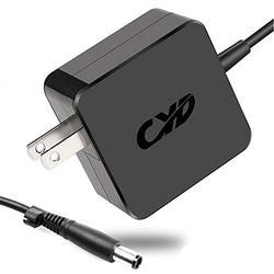 CYD 65W Compatible for HP Laptop Charger 520 Revolve 810 G1 430 431 Probook 430 Folio 9470M 9480M Split X2 13 Spectre X2 13 Pavilion X2 11 Series Elitebook 820 840 725 8.2 Ft Extra Dc Cable