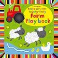 Baby's Very First Touchy-Feely Farm Playbook (Baby's Very First Touchy-Feely Board Books)