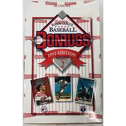 Donruss 1993 Series 2 MLB Baseball Cards Unopened Box