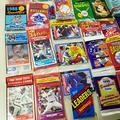 Rookies HQ 50 Original Unopened Packs of New & Vintage Baseball Cards (1986-2010) PLUS Pack 100 Soft Sleeves