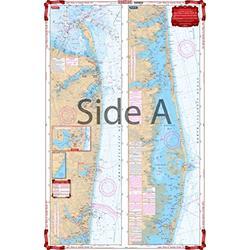 Waterproof Charts, Standard Navigation, 56 Cape May to Sandy Hook NJ