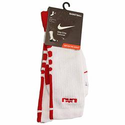 Nike Men's Lebron Elite Basketball Crew Socks