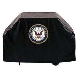 Holland Bar Stool GC-Navy U.S. Navy Grill Cover 60 Inch
