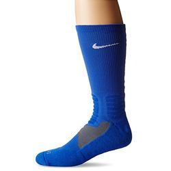 Nike Hyper Elite Cushioned Basketball Crew Socks (Large)